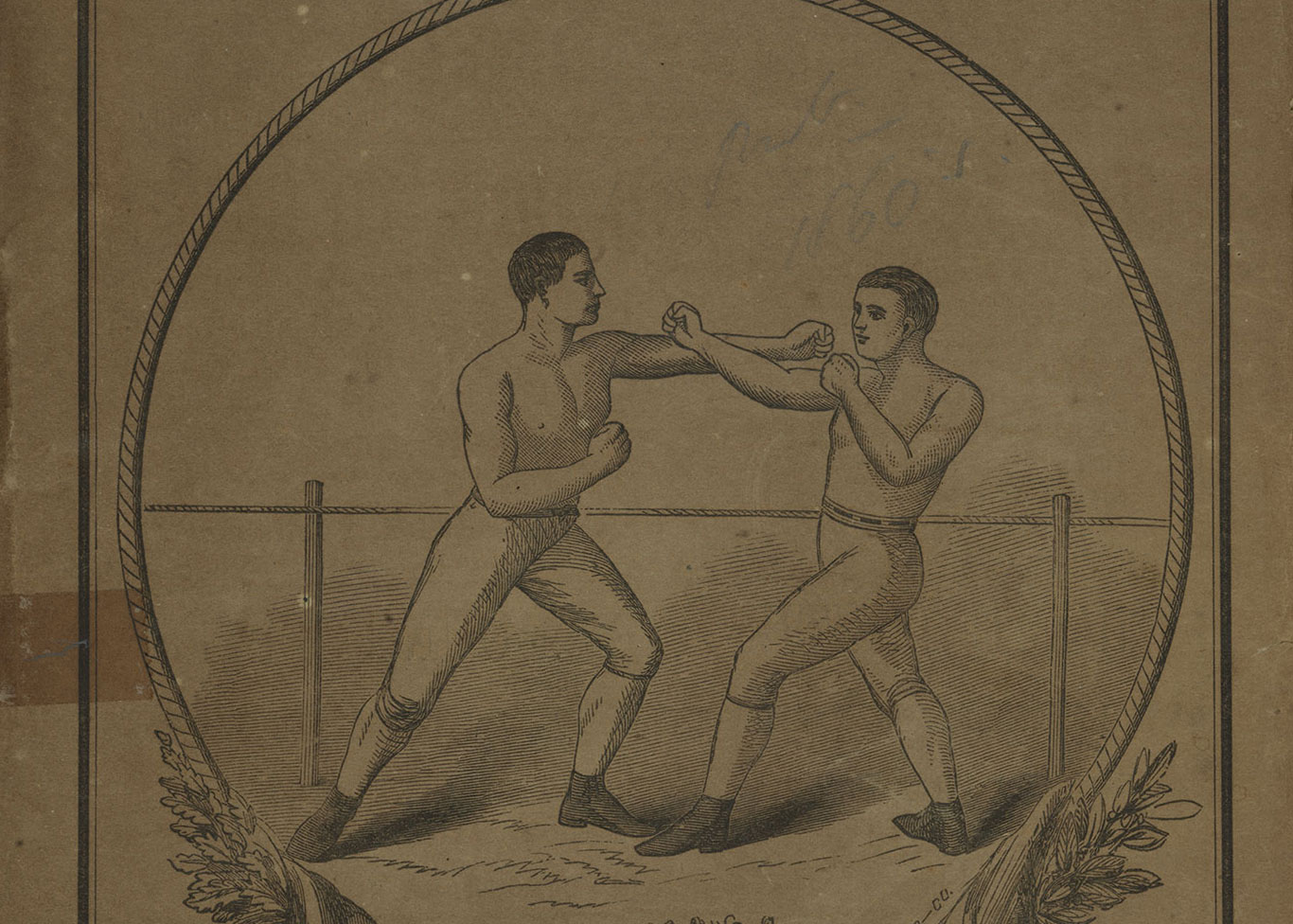 Round 8 Bare-Knuckle Prizefighting in America | Digital Exhibits and